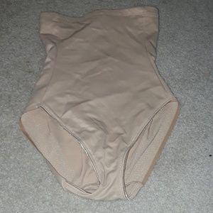 49f3b4da14 Cupid Intimates   Sleepwear - Cupid Beige Tummy Control Slip On Shapewear L